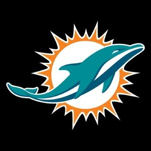 Miami Dolphins football cards collection (25)